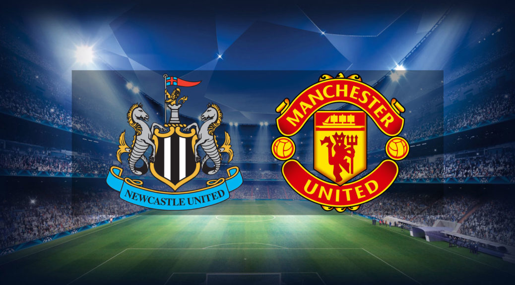 new-castle-VS-man-united-