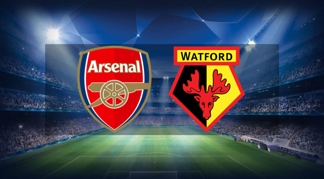 Arsenal-VS-Watford