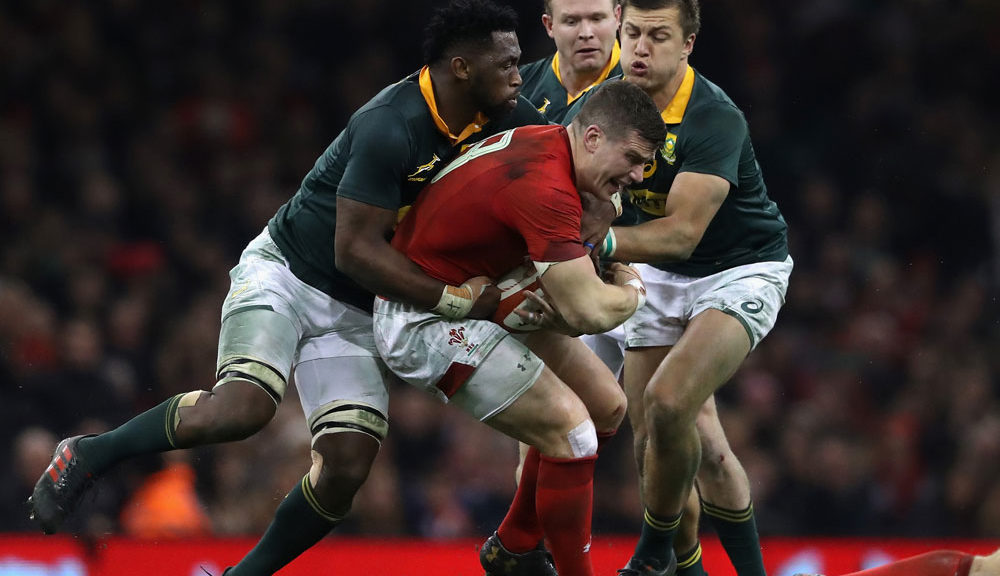south Africa VS Wales