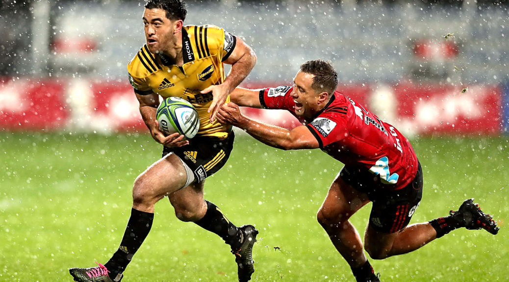 crusaders vs hurricanes