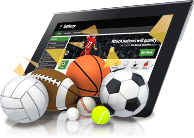 Tablet Online Sports Betting