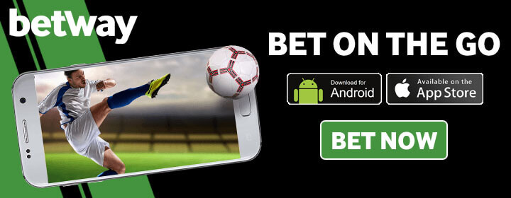Betway Mobile app